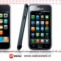 Samsung Galaxy S vs iPhone 3G