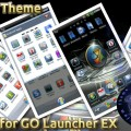 Theme Windows 7 GO Launcher EX Android-2
