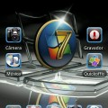 Theme Windows 7 GO Launcher EX Android-3