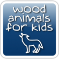 Wood Animals for Kids, un educativo y divertido juego para niños