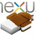 Es oficial, el Nexus Prime y Ice Cream Sandwich serán presentados el 19 de octubre