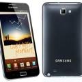 Samsung Galaxy Note a la venta el 29 de octubre. En España, el 7 de noviembre