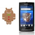Sony Ericsson actualiza los Xperia 2011 a Android 2.3.4 Gingerbread