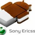 Sony Ericsson actualizará toda su línea Xperia 2011 a Ice Cream Sandwich