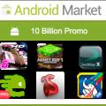 Avalancha de aplicaciones y juegos Android a sólo 0.10€ en el Market