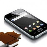 Samsung Galaxy Ace Android 4.0