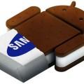 Samsung dio a conocer la lista de actualizaciones a Ice Cream Sandwich para la línea Galaxy