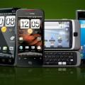 Los 5 Mejores Dispositivos Android del 2011