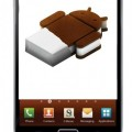 Primera ROM Ice Cream Sandwich para el Samsung Galaxy Note