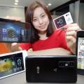 LG presentó dos nuevos smartphones 3D: Optimus 3D Max y Optimus 3D Cube