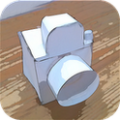 Paper Camera 2.0, con grabación de vídeo y Android Beam