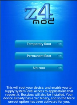 z4root zte blade permanent root v2.0.apk