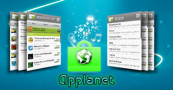Applanet 2 Descargar Aplicaciones y juegos .apk para android Pack 2012 Recopilacion