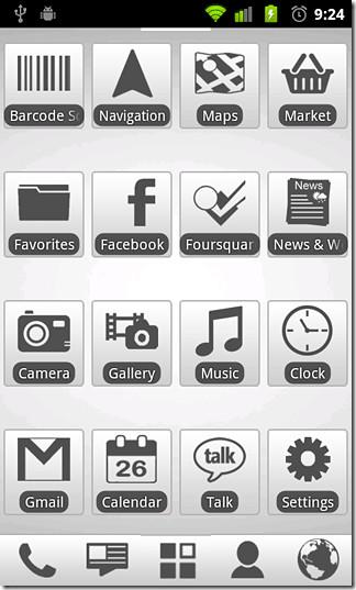 Los 20 Mejores Temas Android Para ADW Launcher