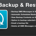 Tutorial: SMS Backup & Restore App
