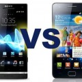Samsung Galaxy S2 vs Sony Xperia S