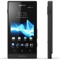Nuevo Sony Xperia sola con Android 2.3 y Floating Touch