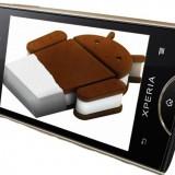 Confirmado: Gama Sony Xperia se actualiza a Android 4.0 Ice Cream Sandwich en Abril