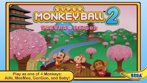 SUPER MONKEY BALL 2: SAKURA EDITION PARA ANDROID