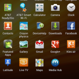 Android 4.0 Ice Cream Sandwich en el Samsung Galaxy Note (1)
