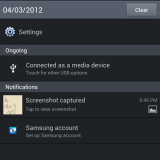 Android 4.0 Ice Cream Sandwich en el Samsung Galaxy Note (5)