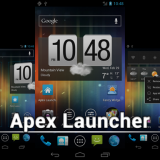 Descargar Apex Launcher Beta (APK)