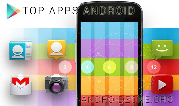 Las mejores aplicaciones para android 2012