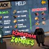 Bomberman vs Zombies 4