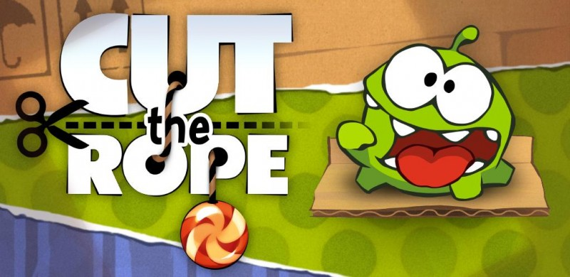Cut the rope Android-3