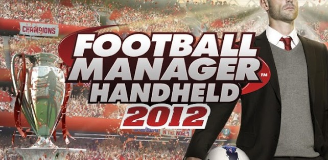 Football Manager Handheld 2012 llegó a Android