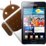Actualización a Android 4.0 Ice Cream Sandwich en EE.UU.