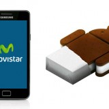 España: Android 4.0.3 ICS disponible para los Samsung Galaxy S2 de Movistar