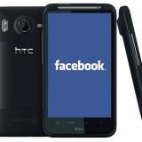 Facebook y HTC lanzarán un smartphone Android en 2012