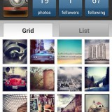 Instagram para Android 5