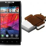 Actualizar Motorola RAZR a Android 4.0 ICS (CDMA)