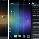 Launcher Motorola Ice Cream Sandwich 4.0