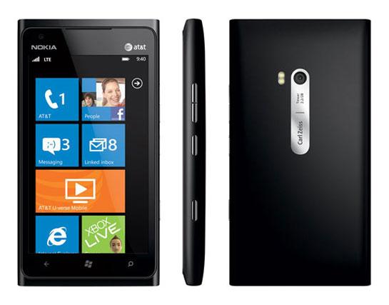 Nokia Lumia N900