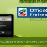 Office Suite Pro 6 disponible Google Play Store