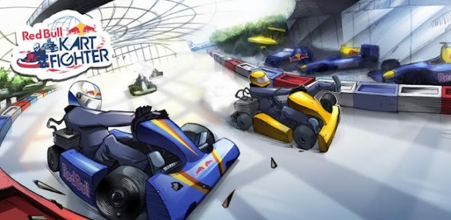 Descargar Red Bull Kart Fighter WT para Android