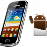 Tutorial: Actualizar Samsung Galaxy mini (S5570) a Android 4.0.3 ICS (CyanogenMod 9 Beta 7)
