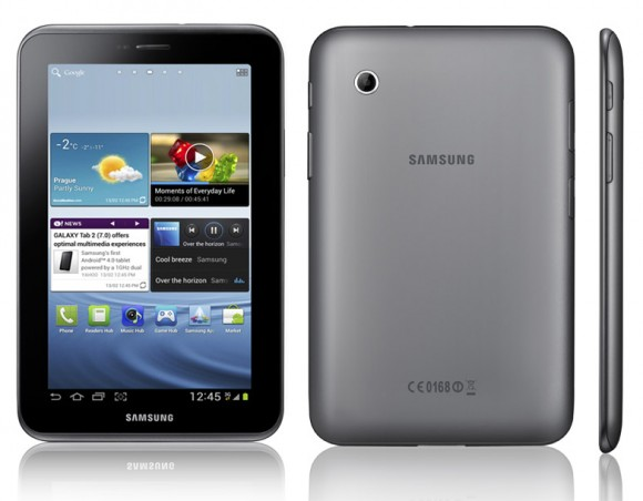 EE.UU: Samsung Galaxy Tab 2 7.0 disponible por $ 249.99