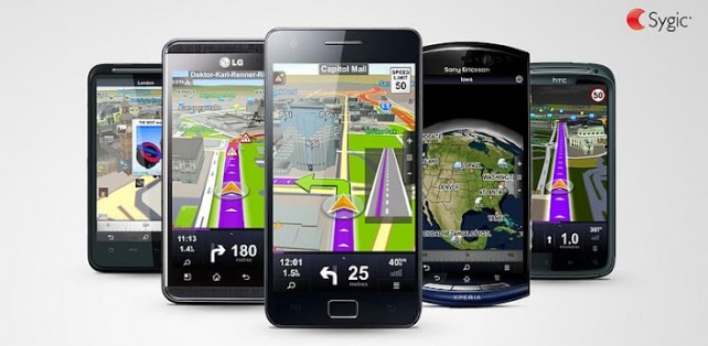 Descargar Sygic: GPS Navigation v11.2.6 APK