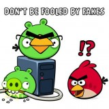 Angry Birds Space Infectado con Malware