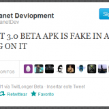 Applanet 3.0 Beta es un fake