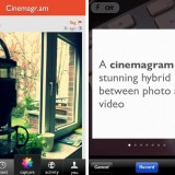 Cinemagram muy pronto llega a Android