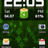 Androids! Live Wallpaper 1