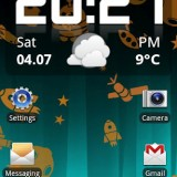 Androids! Live Wallpaper 4