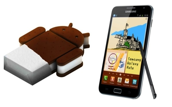 Tutorial Root Samsung Galaxy Note Android 4.0.3 ICS (DDLP8/ DXLP9)