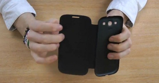 Samsung Galaxy S3 – Accesorios Oficiales en video