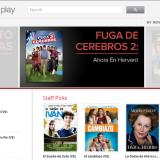 España: ya se puede comprar y alquilar películas en Google Play